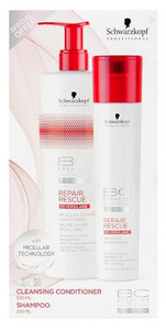 Schwarzkopf Professional BC Bonacure Repair Rescue Duo Set