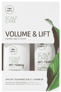 Paul Mitchell Tea Tree Scalp Care Volume & Lift Take Home Kit sada pro řídnoucí vlasy