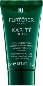 Rene Furterer Karite Nutri Intense Nourishing Mask 30ml