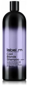 label.m Cool Blonde Shampoo 1l