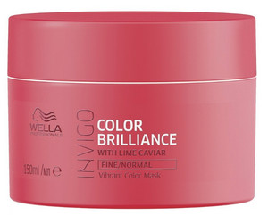 Wella Professionals Invigo Color Brilliance Vibrant Color Mask Fine