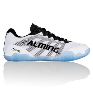 Salming Hawk Men Shoe White/Black Sálová obuv