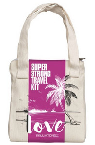 Paul Mitchell Super Strong Travel Kit