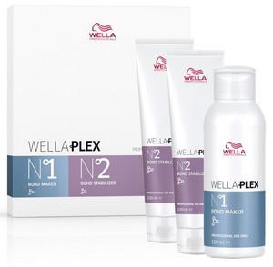 Wella Professionals Wellaplex Travel Kit 3x100ml