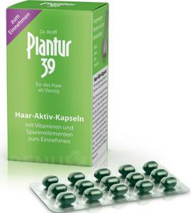Plantur 39 60 kapslí
