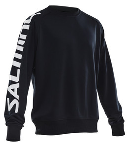 Salming Logo Warm Up Jersey Sports sweatshirt