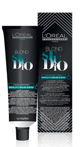 L'Oréal Professionnel Blond Studio Highlights Lightening Cream zosvetľujúci krém pre žehličku Blond Studio
