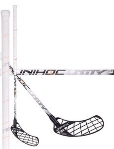 Unihoc UNITY Top Light II 29 white/black Florbalová hokejka