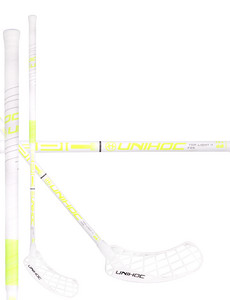 Unihoc EPIC Top Light II 26 white/yellow Florbalová hokejka