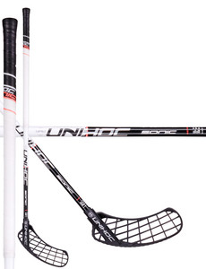 Unihoc SONIC Top Light II 26 black/white Floorball stick