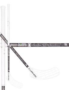 Unihoc SONIC TeXtreme Feather Light Curve 1.0º 26 silver Floorball stick
