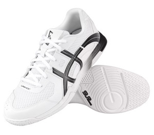 Unihoc U3 Elite Men white/black Hallenschuhe