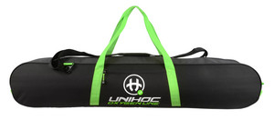 Unihoc OXYGEN LINE black junior (12 sticks) Toolbag
