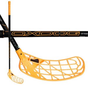 OxDog ZERO HES 27 OR ROUND MBC Floorball stick