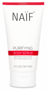 NAÏF Purifying Body Scrub