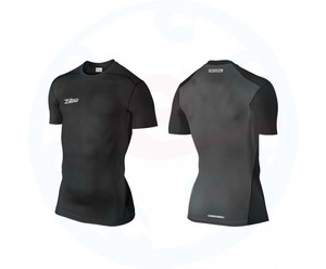 Zone floorball Compression t-shirt 2.0 XS/S Kompresné triko