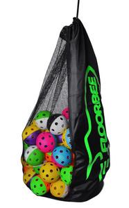 FLOORBEE Ballcharger + Torpedo IFF Match 50 ks, mix půlených barev