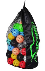 FLOORBEE Ballcharger + Torpedo IFF Match 100 ks, mix plných barev