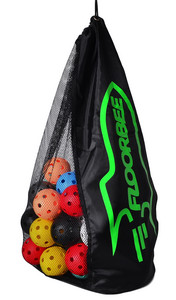 FLOORBEE Ballcharger + Torpedo IFF Match 50 ks, mix plných barev