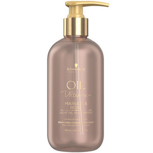 Schwarzkopf Professional Oil Ultime Marula & Rose Light Oil-In Shampoo beztížný olejový šampon