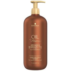 Schwarzkopf Professional Oil Ultime Argan & Barbary Fig Oil-In-Shampoo 1l