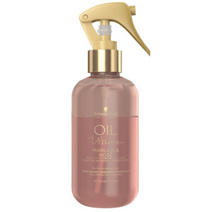 Schwarzkopf Professional Oil Ultime Marula & Rose Light Oil-In-Spray Conditioner ľahký bezoplachový kondicionér