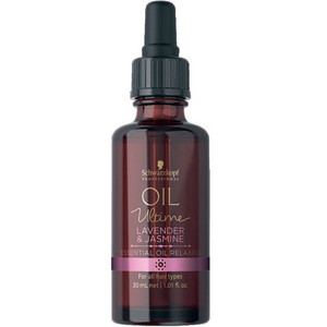 Schwarzkopf Professional Oil Ultime Levander & Jasmine Essential Oil Relaxing 30ml