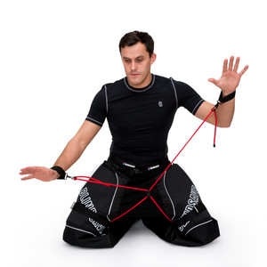BlindSave Goalie power trainer Training aid
