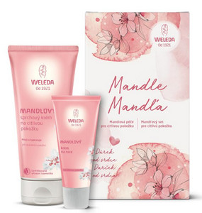 Weleda Almond Set