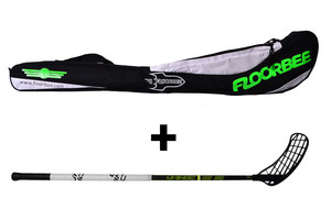 Unihoc Player 26 + Stickbag Set florbalky s vakom