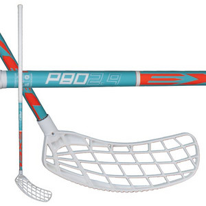 Exel P80 TURQUOISE 2.9 OVAL MB Floorball stick