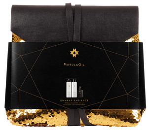 Paul Mitchell Marula Oil Gift Set Unwrap Radiance Replenishing
