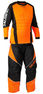 Salming Atlas JR set NH Goalie Set