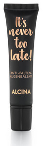 Alcina It's Never Too Late Anti-Wrinkle Eye Balm oční krém proti vráskám