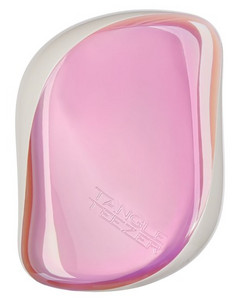 Tangle Teezer Compact Styler Holographic kompakte Haarbürste