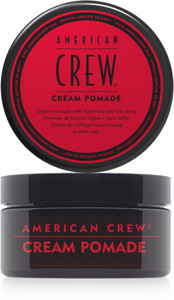 American Crew Cream Pomade cremige Pomade mit leichter Fixierung
