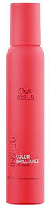 Wella Professionals Invigo Color Brilliance Vitamin Conditioning Mousse krémová pěna