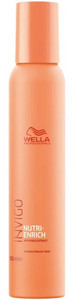 Wella Professionals Invigo Nutri Enrich Luscious Mousse Mask