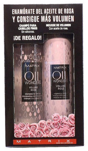 Matrix Oil Wonders Volume Rose 2Pack Set