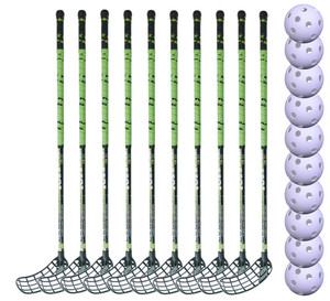 MPS Evolution 26 IFF set Floorball set (15+ Jahre)