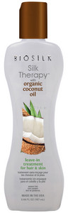 BioSilk Organic Coconut Oil Leave-In Treatment
