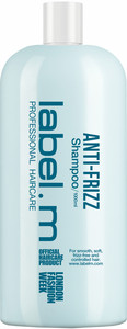 label.m Anti Frizz Shampoo 1l