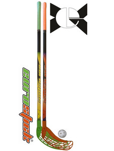 Necy Force One set Floorball set
