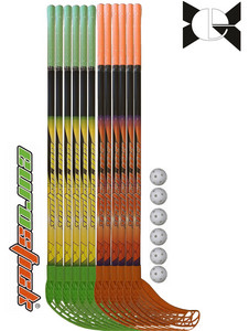 Necy Force One team set Floorball set