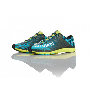 Salming Speed 6 Men Blue/Lime Running shoes
