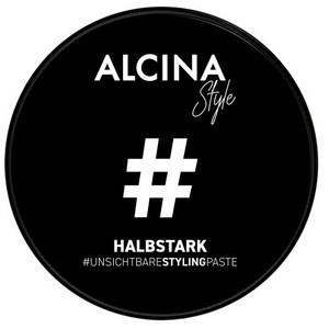 Alcina Invisible Styling Paste Leichte, schwerelose Styling-Paste