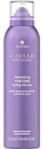 Alterna Caviar Multiplying Volume NEW Thick & Full Styling Mousse stylingová objemová pena
