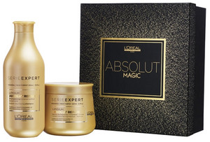 L'Oréal Professionnel Série Expert Absolut Repair Lipidium Coffret Magic Box