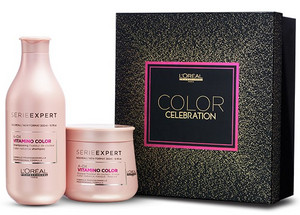 L'Oréal Professionnel Série Expert Vitamino Color A-OX Coffret Celebration Box