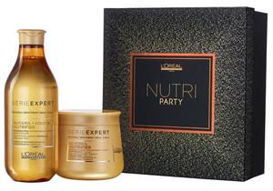 L'Oréal Professionnel Série Expert Nutrifier Coffret Party Box